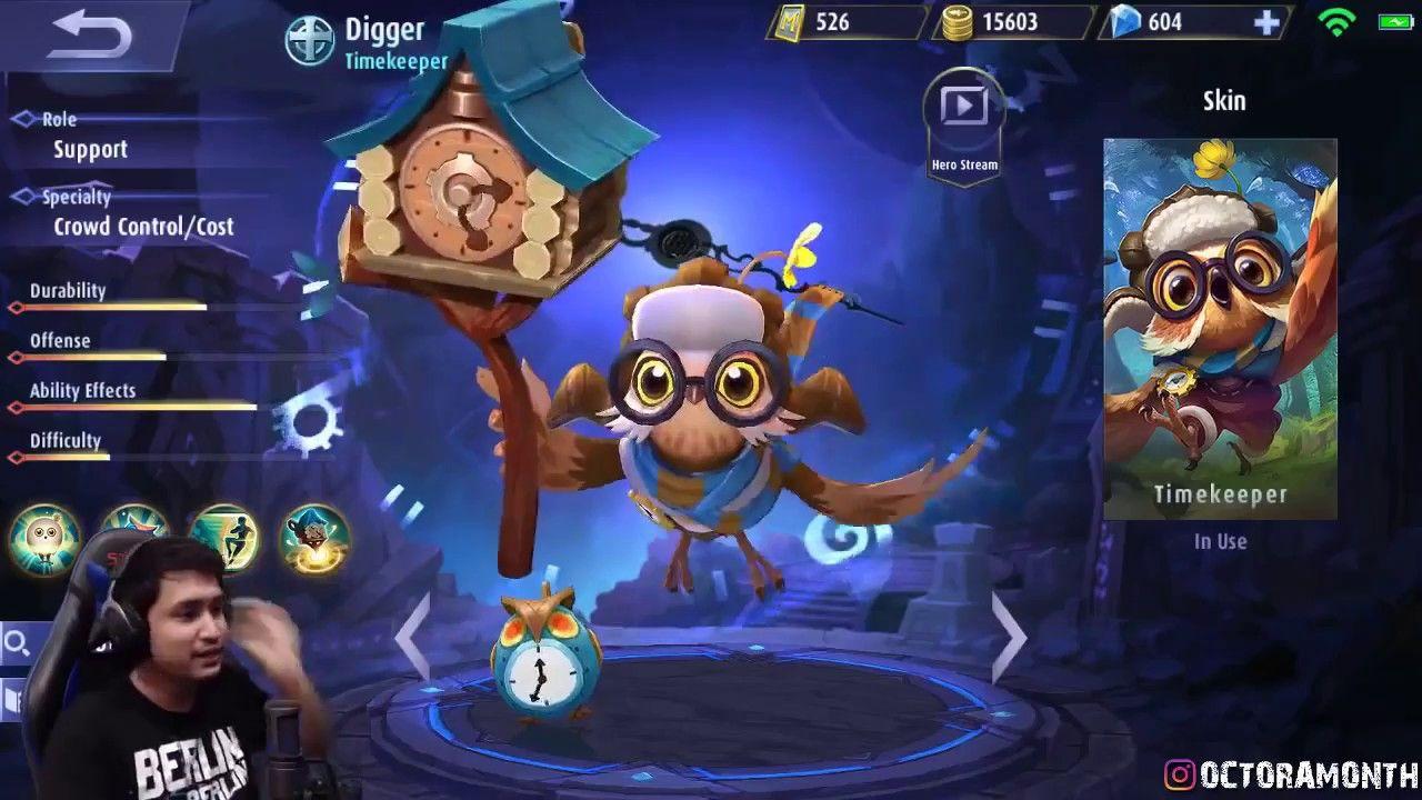 74 Gambar Hero Mobile Legends Lucu Terbaik