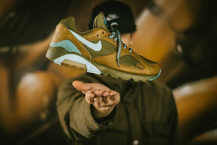 Nike Air 180 ''The Unknown''   Sneakers   Sneakers nike