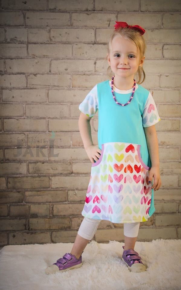 Girl\'s Be Independent Dress, Skirt & Shorties Pattern | Sewing ...