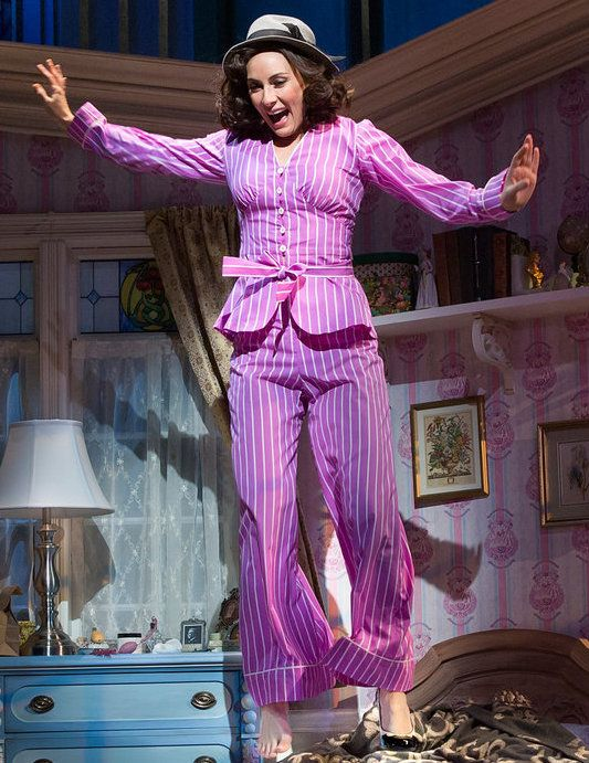 Laura Benanti As Amalia Balash In She Loves Me 2016 She Loves Me Musical Broadway Musicals Broadway Nyc