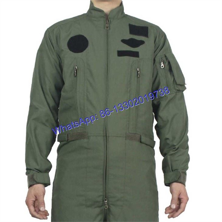 China Air Force Flight Coverall Suits Uniform