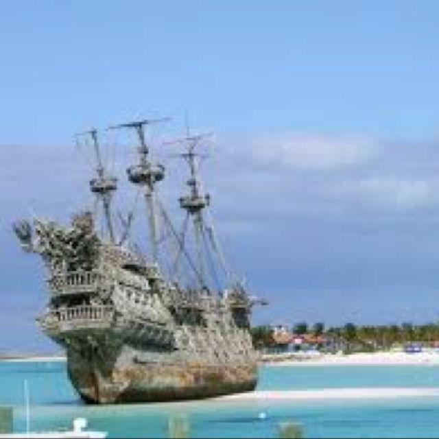 Disney Cruise Line, Castaway Cay