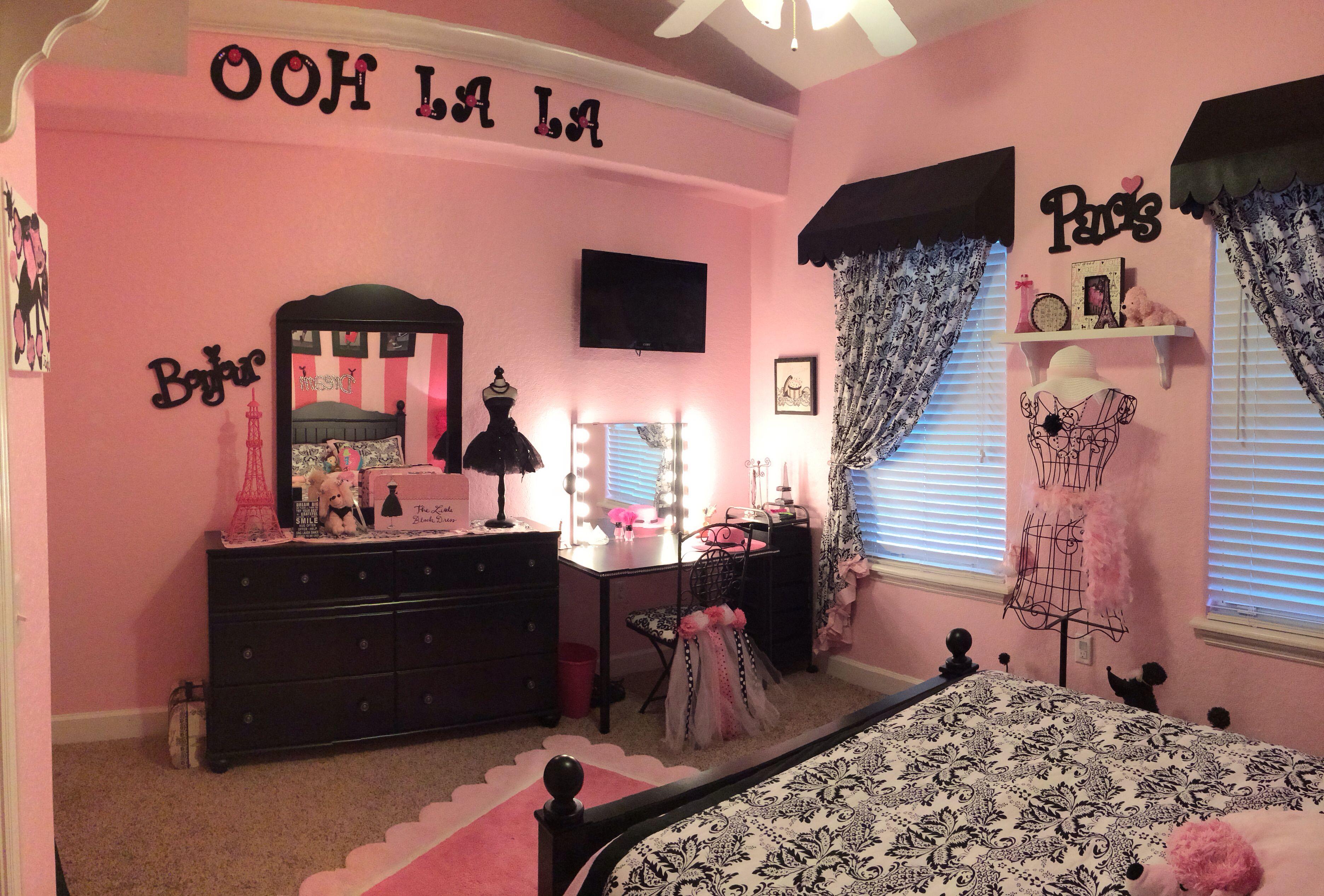 Paris Room Zulaikha Bibi Ali Paris Themed Bedroom Paris Rooms Paris Themed Room