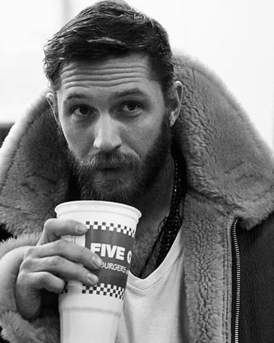 Style flashback Tom Hardy photographed by Greg Williams