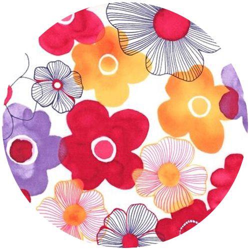 Robert Kaufman, Petal, All Sorts Blossom