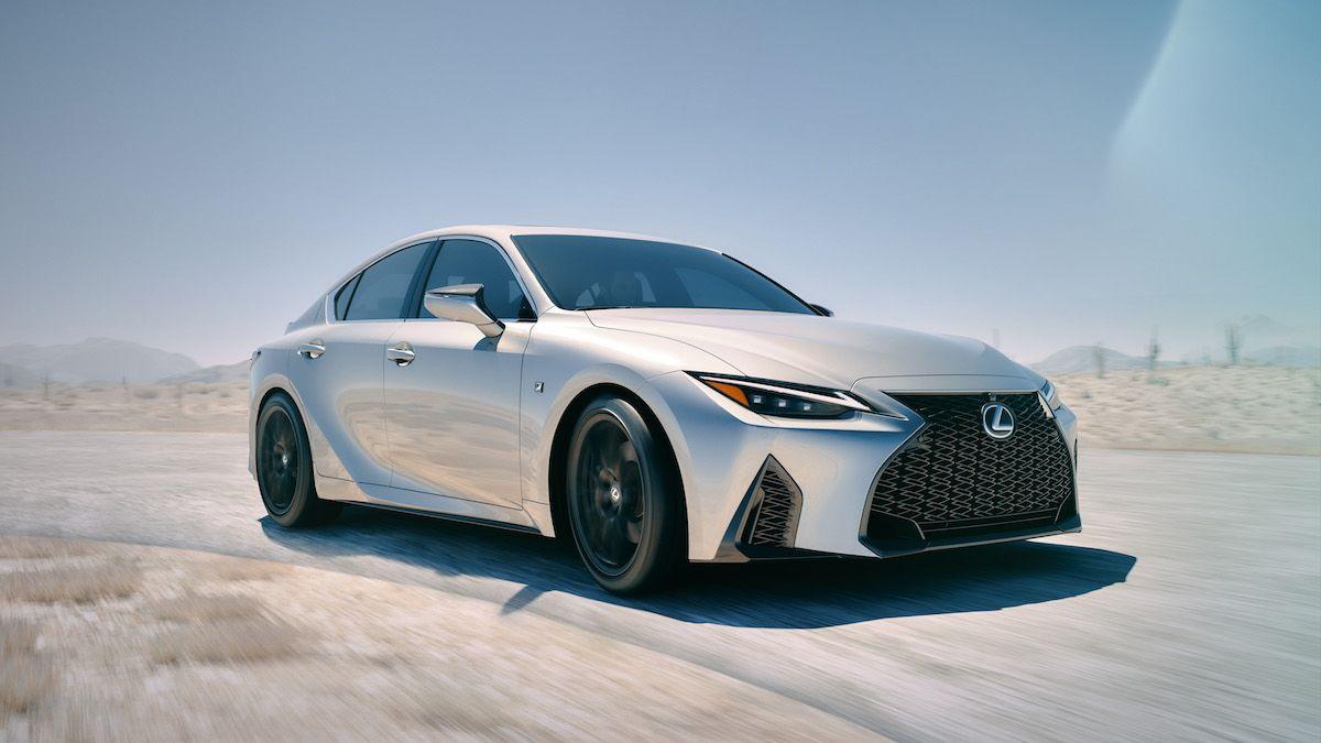 2021 Lexus Is 350 Sport 20 Things That Separate It From The Lineup Luxury Sedan Lexus Lexus Dealership