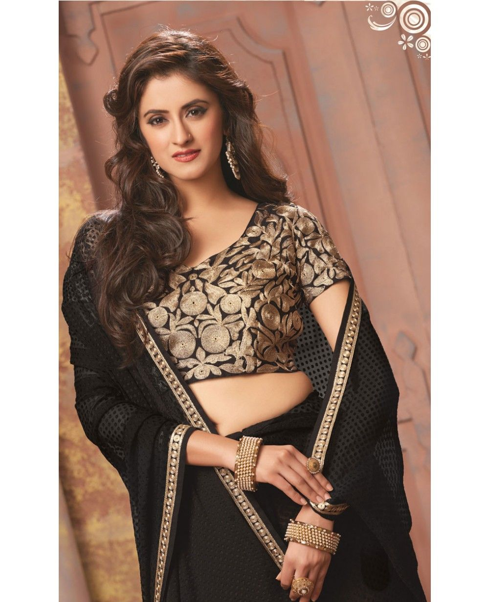 Fabric fancy saree pinterest saree casual office wear and