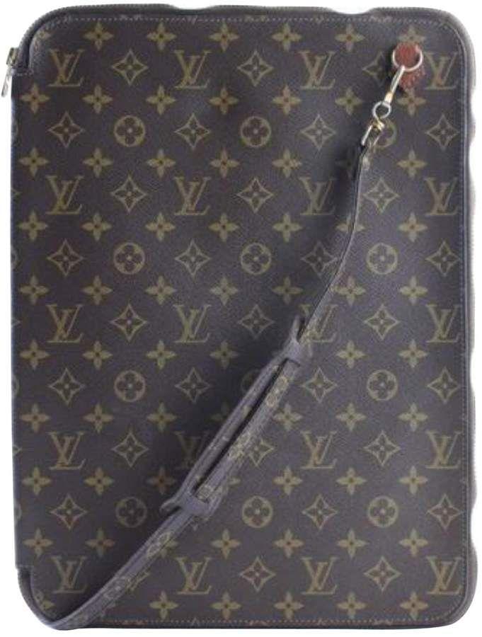 b075d1b8c2f7 Louis Vuitton Cloth shoulder bag
