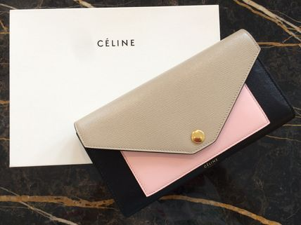 info for 66f80 fc3d7 CELINE 長財布 【CELINE】17/18AW新作 Pocket Trifolded 長財布 ...