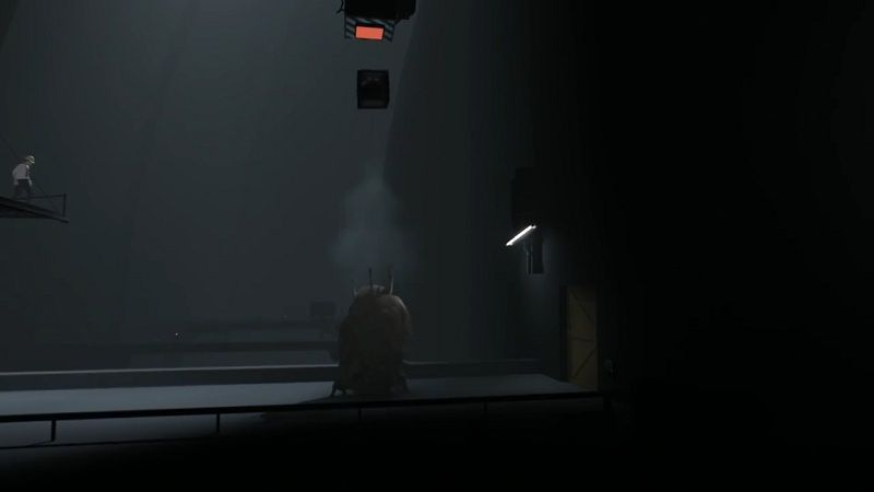 Playdead's Inside Ending Walkthrough Part 6 - The Escape