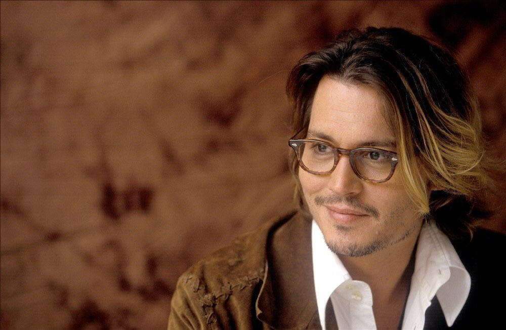 Johnny Depp Hairstyle, Johnny Depp
