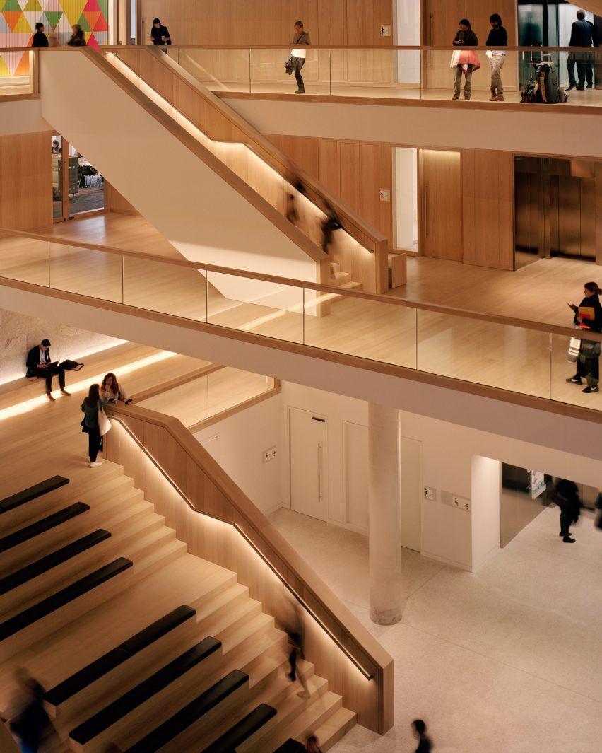 Rory Gardiner Photographs The Design Museum S New Home