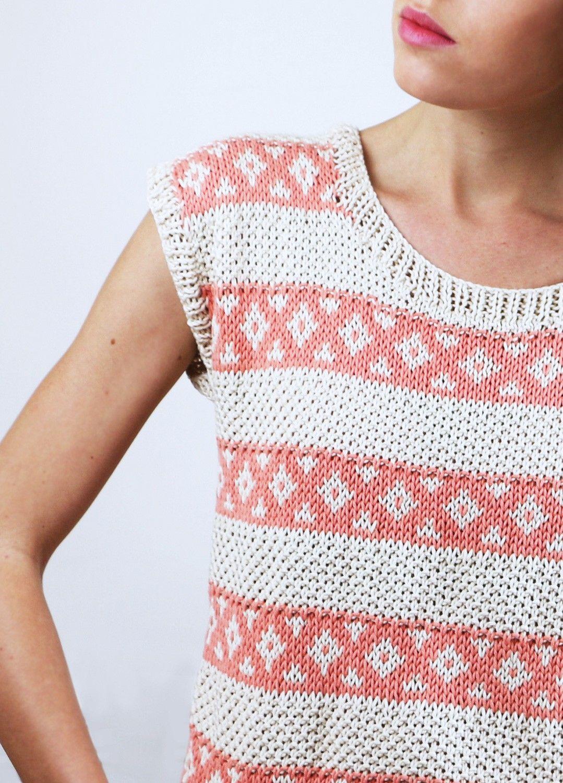 8d073ffac123 Knitting Kit Pima Cotton Goa Tee 4
