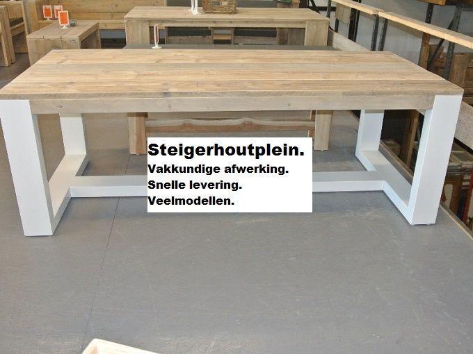 Tafel Witte Poten : Tafel exclusieve witte poten. meubels nwe huis tafels eettafel