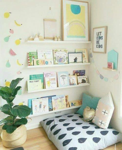 Creative Reading Corner Ideas. Kid's reading pods to inspire imagination and creativity; home reading nooks to provide comfort and rest. #FrugalCouponLiving #readingcorner #readingnook #homedecor #homedesign #homeschool #homeschooling #homeorganization #reading #readingpods