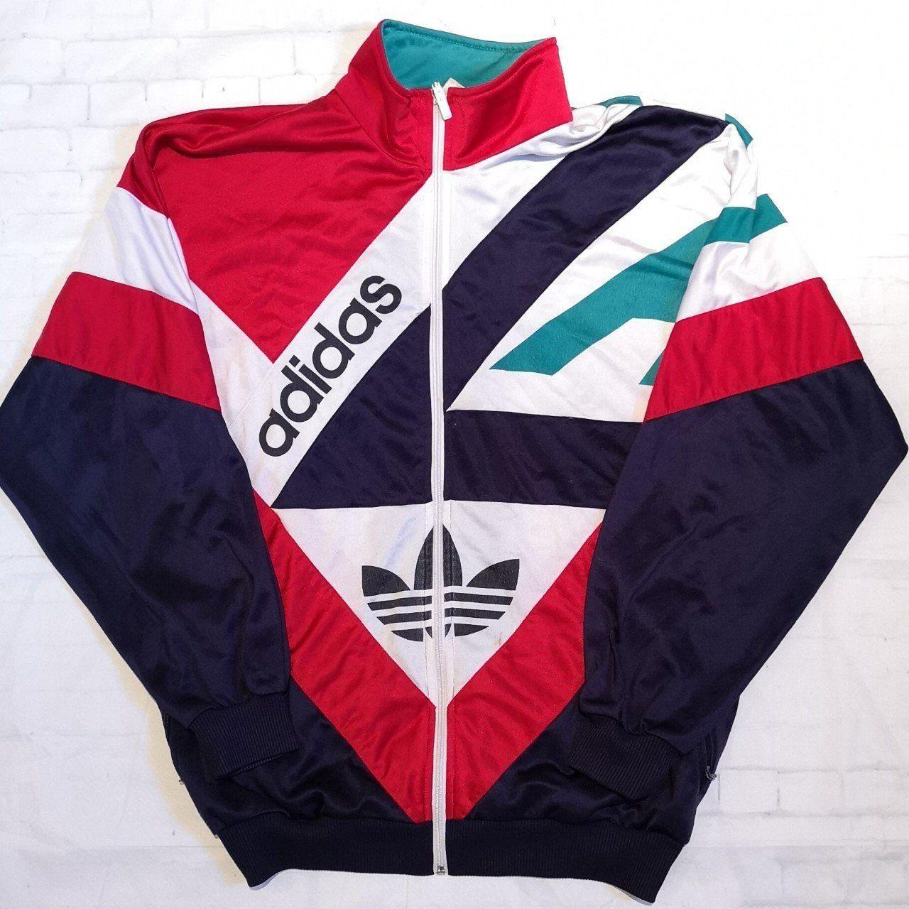 Vintage | Adidas Originals | track top | 90's | Retro Adidas