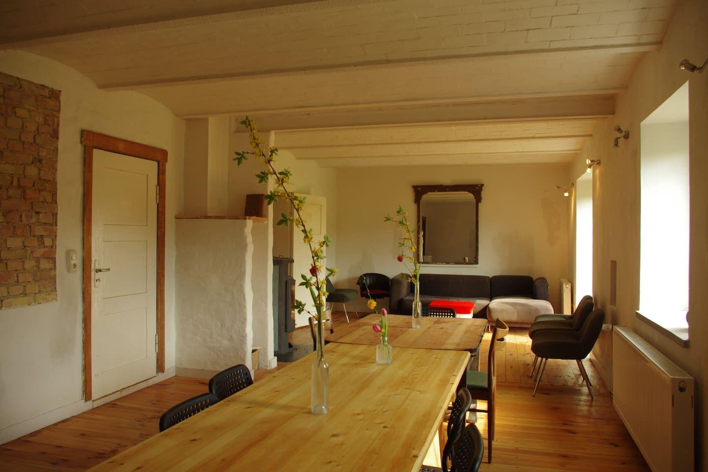 Gutshof Buberow Seminarhaus Loft Hauser Zur Miete In Gransee Brandenburg Deutschland Seminarhaus Haus Mieten Haus