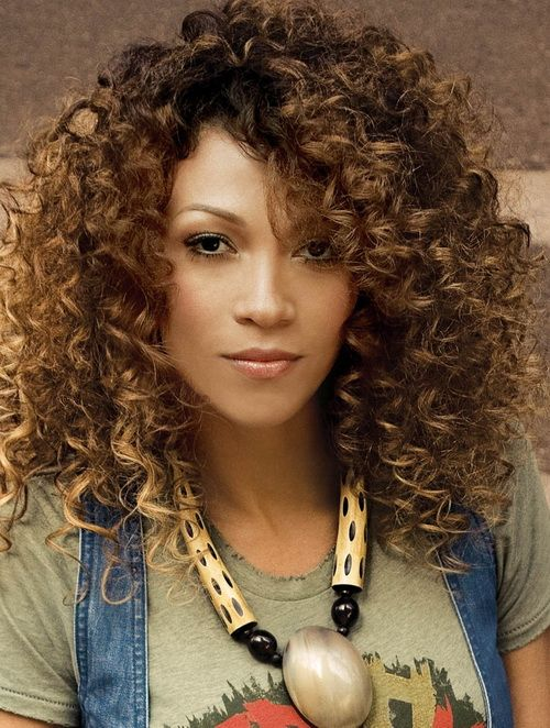 Stupendous 1000 Images About Hair Styles On Pinterest Curly Hairstyles Short Hairstyles For Black Women Fulllsitofus