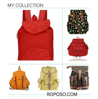 """""""Back to School"""" Awesome list on #backpacks #college by @RheaRufus #fashion"""