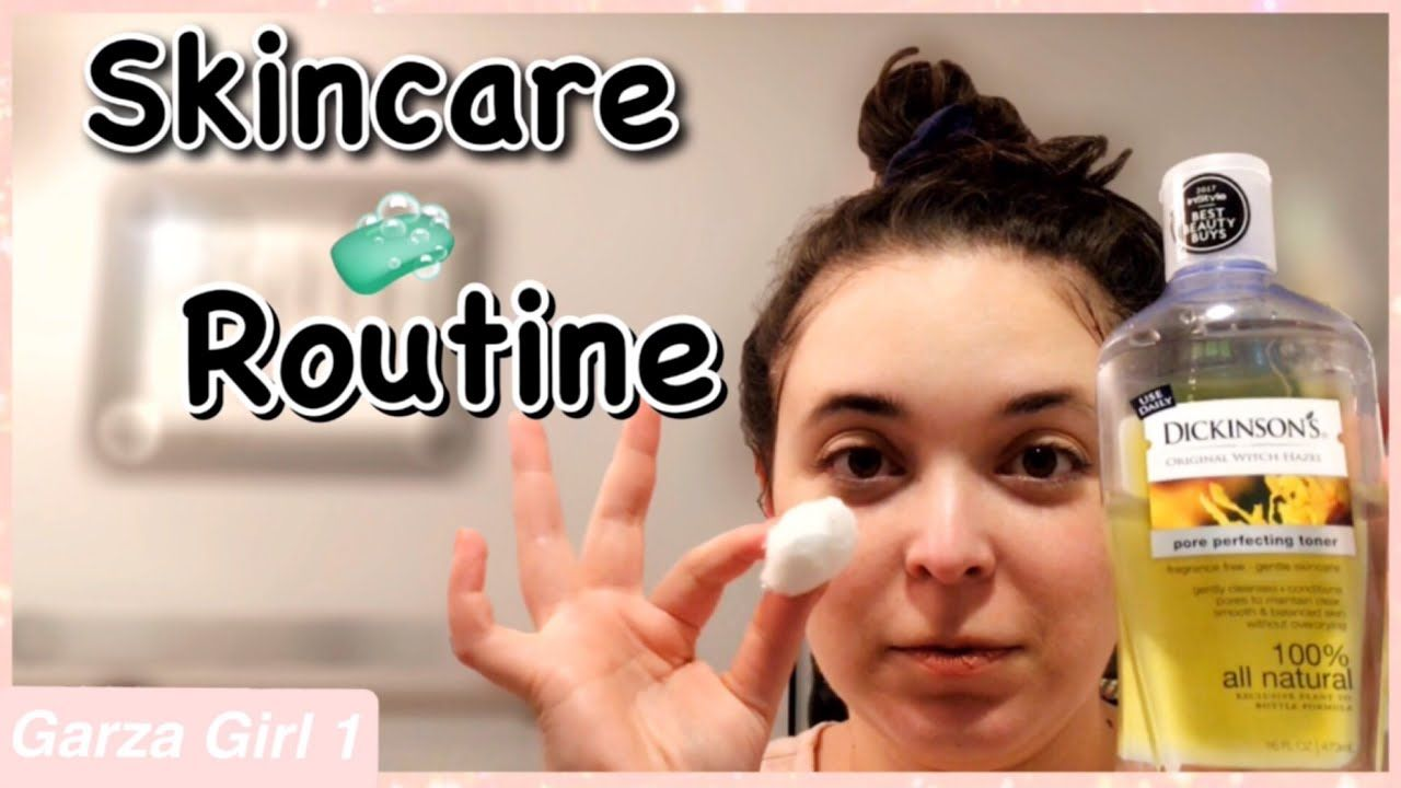 Nighttime Skincare Routine Laura Garza Youtube With Images