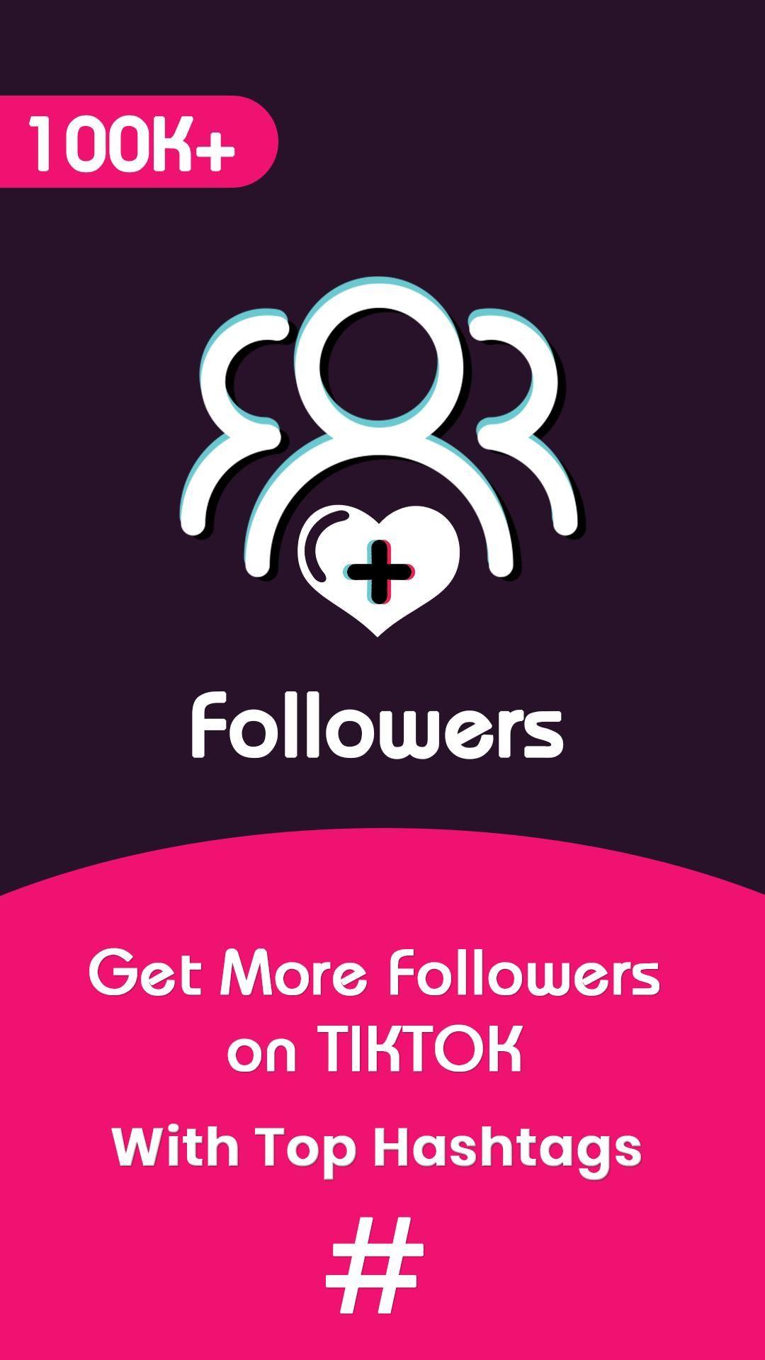 Tik Tok Fan Booster App Get Free Fans Without Human Verification Tik Tok Followers Fans Get Free Followers And Li Free Followers Likes App How To Get Followers