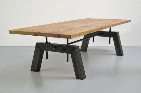 industrie design tisch vivid industrie design pinterest tisch einzigartig und design. Black Bedroom Furniture Sets. Home Design Ideas