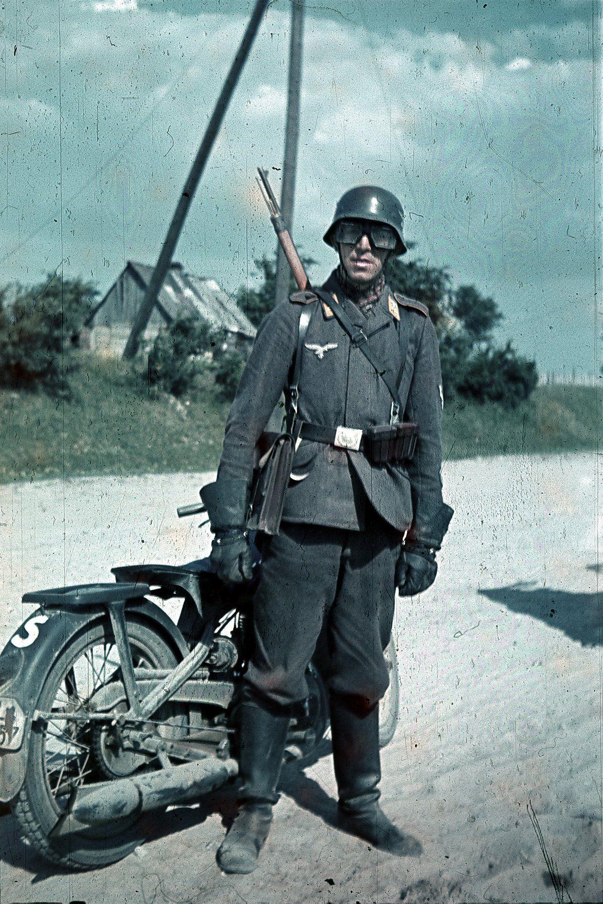Wehrmacht Farben.Pin Auf Wehrmacht In Farbe
