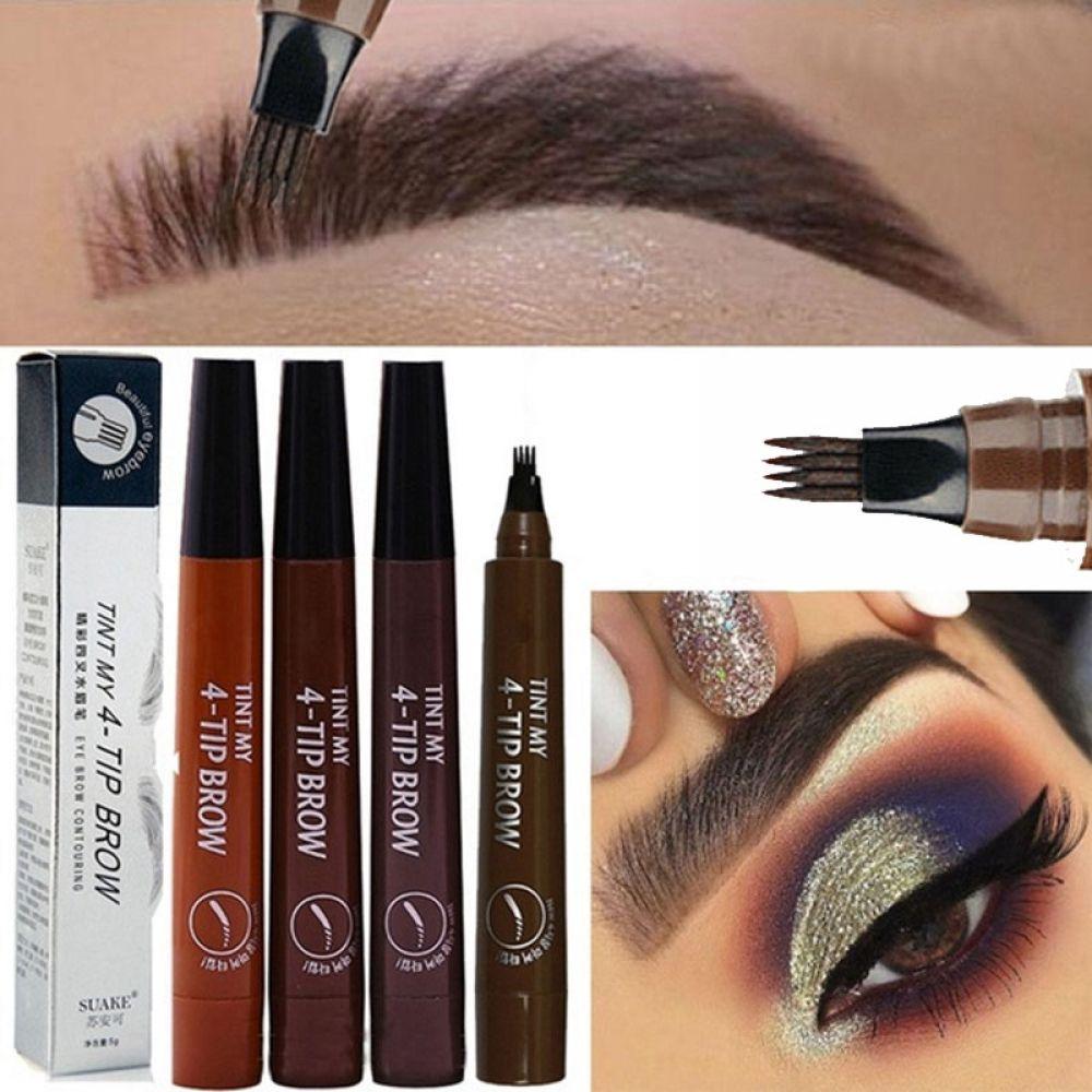 TINT MY 4TIP BROW Liquid Eyebrow Pencil Waterproof