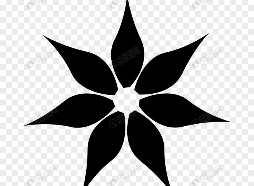 Gambar Kelopak Bunga Hitam Putih Elemen Elemen Vektor Kelopak Hitam Yang Digambar Tangan Gambar Unduh Gambar Mekar Hitam Dan Gambar Menggambar Bunga Bunga