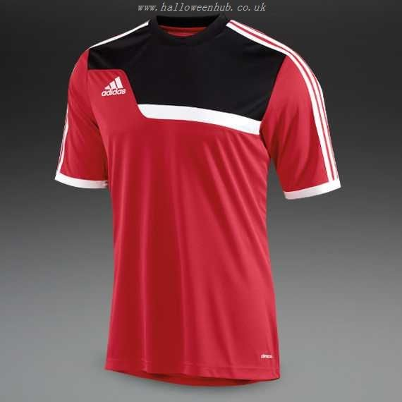 f78bc11920c Buy Limited Edition adidas Tiro 13 Training Jersey - Mens Football Teamwear  - University Red-