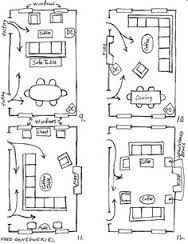 Furniture Placement Templates   Google Search