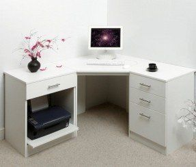 best 25 white corner computer desk ideas on pinterest corner computer desks simple computer desk and white corner desk