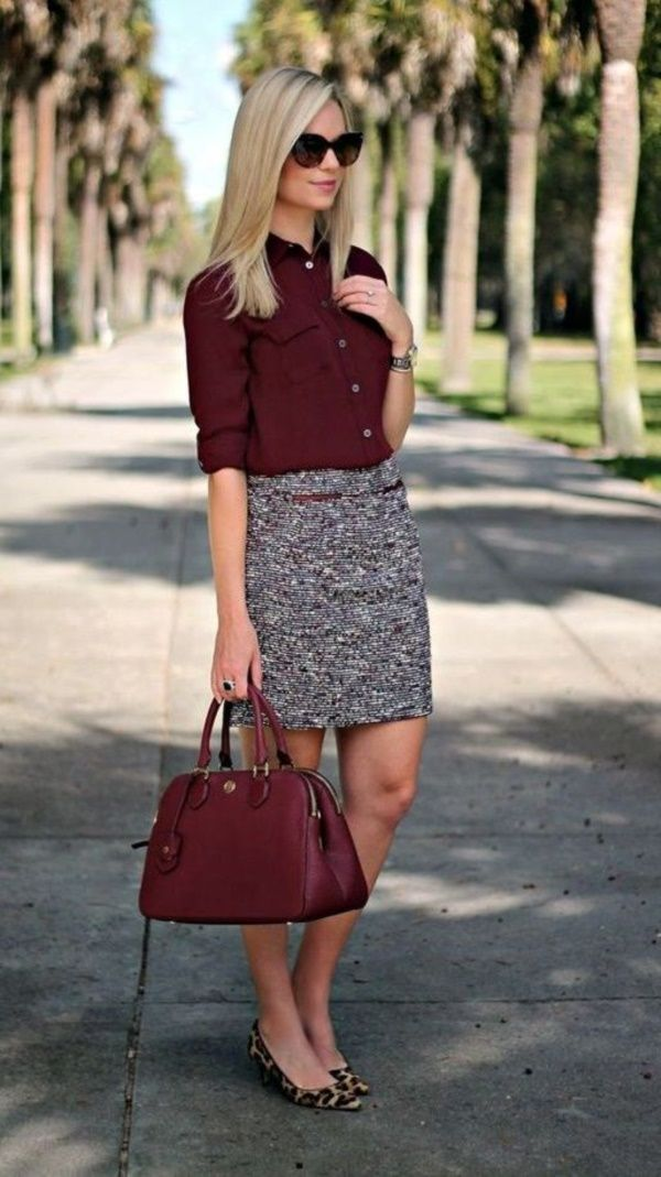 82adb4e93cec To finalize which Casual Work Outfits for Women Over 50 are perfect, you  must follow
