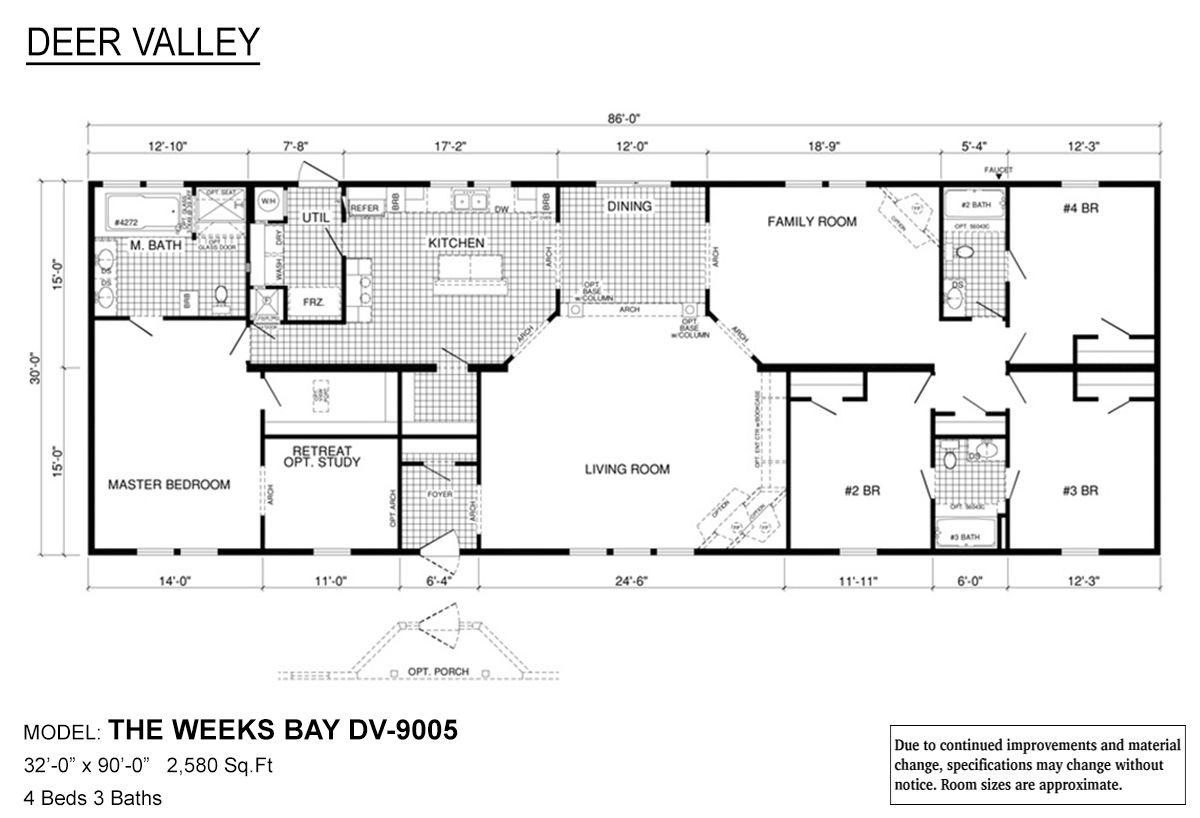 Deer Valley Series Weeks Bay DV9005 (With images