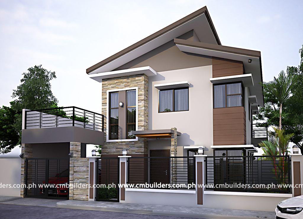 Visit The Post For More 2 Storey House Design Zen House Design