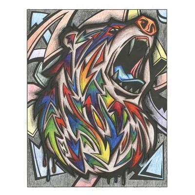Crayola Art With Edge Coloring Book Graffiti Products Crayola