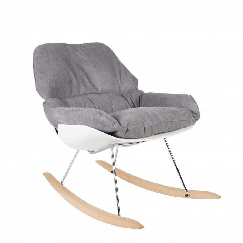 Style Rocking Au Chair Confortable ScandinaveSuper mO8vnwN0