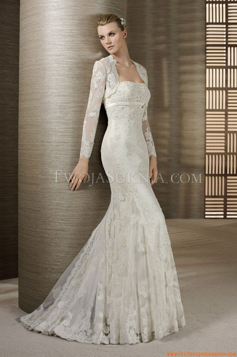 Vestido de novia White One Tango 2012