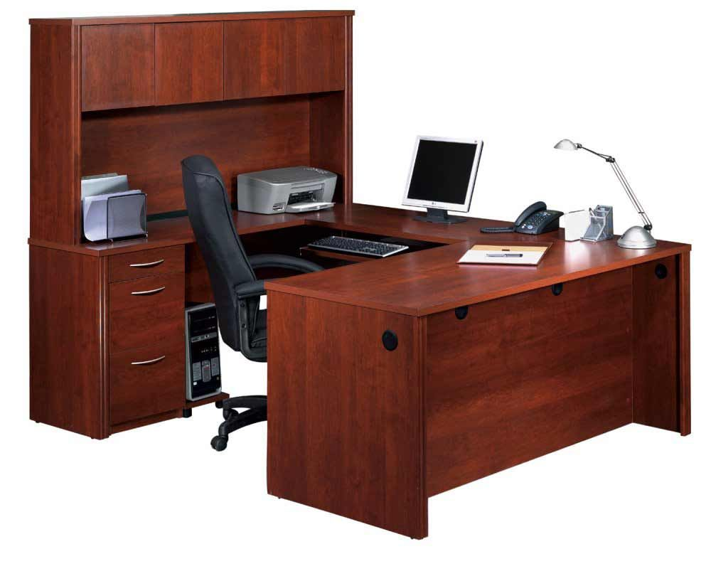 two this and staples wood finish veneers has executive pleasant cherry furniture desk file ideas desks office design