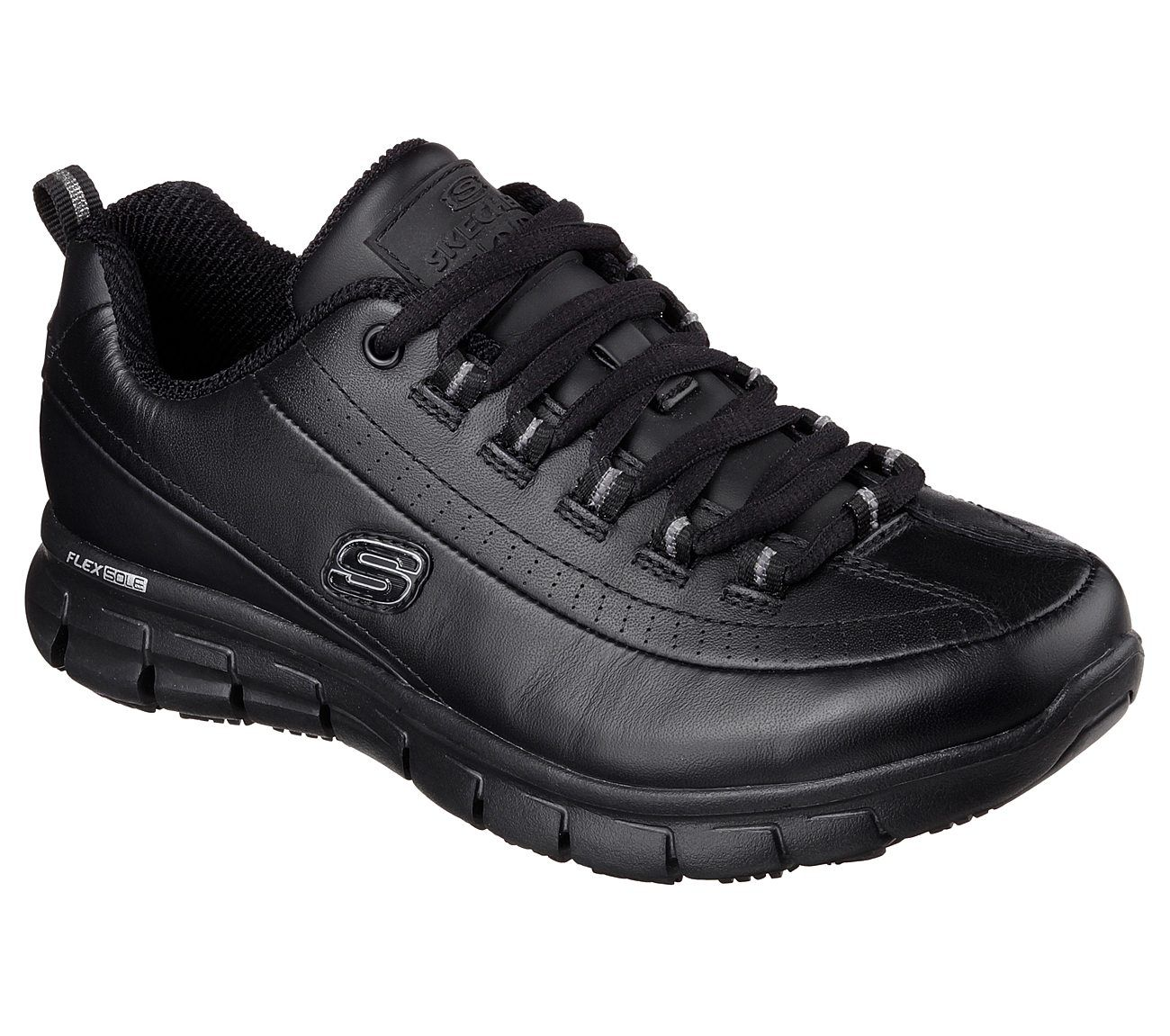 Work Relaxed Fit: Sure Track Trickel | Skechers work