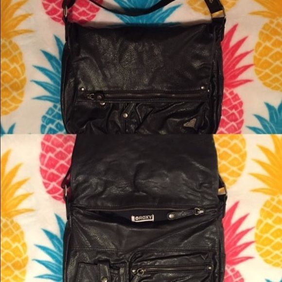 Roxy crossbody Has many pockets and zippers. Everyday type of purse Roxy Bags Crossbody Bags