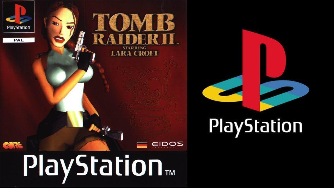 Tomb Raider 2 Starring Lara Croft Ps1 Gameplay Walkthrough 100