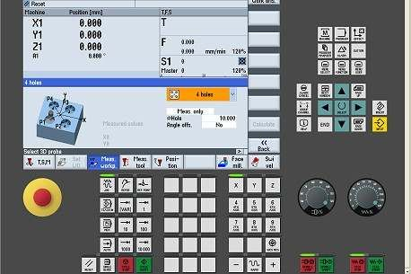 SinuTrain the cnc training software for the Siemens