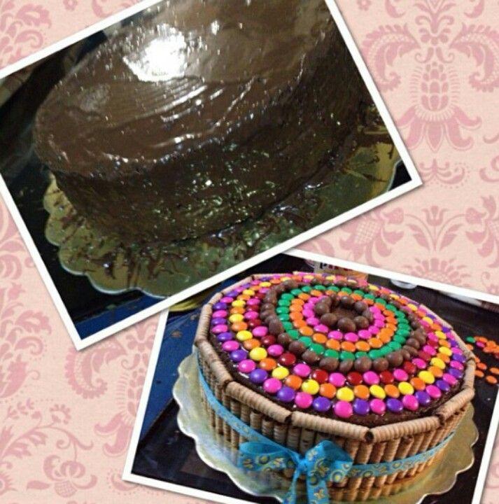 Paso 1 Y 2 Torta Pirulin Dandy Chocolate Pin Pon Nomi Desserts Cake Food