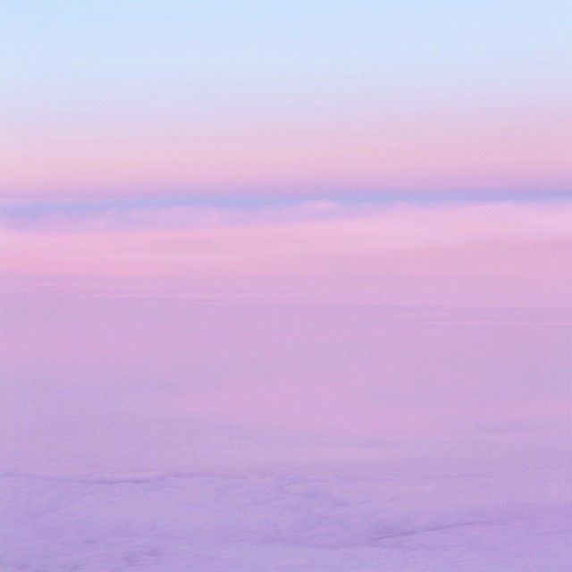 Sky Blue Pink Purple Pastel Sky Sky And Clouds Aesthetic Iphone Wallpaper