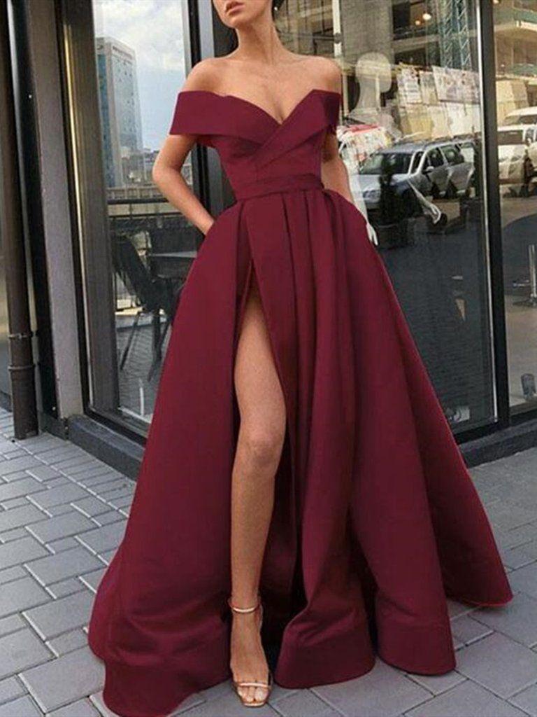 Pin On Elegant Prom Dresses [ 1024 x 768 Pixel ]