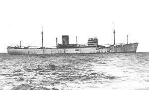 KSM Atlantis (HSK 2) - Nave corsara - Entrata in servizio1940 - Cambiò spesso volto e nome, tra questi spiccano le seguenti navi: il sovietico Kim; il nipponico Kasii Maru; l'olandese Abbekerk; il norvegese Tamesis. Caratteristiche generali Dislocamentoa pieno carico 17.600 t Lunghezza155 m Larghezza18,7 m Pescaggio8,7 m Velocità16 nodi Autonomia16.000 mn a 10 nodi Equipaggio347 - affondata il 22 novembre 1941 da un incrociatore britannico