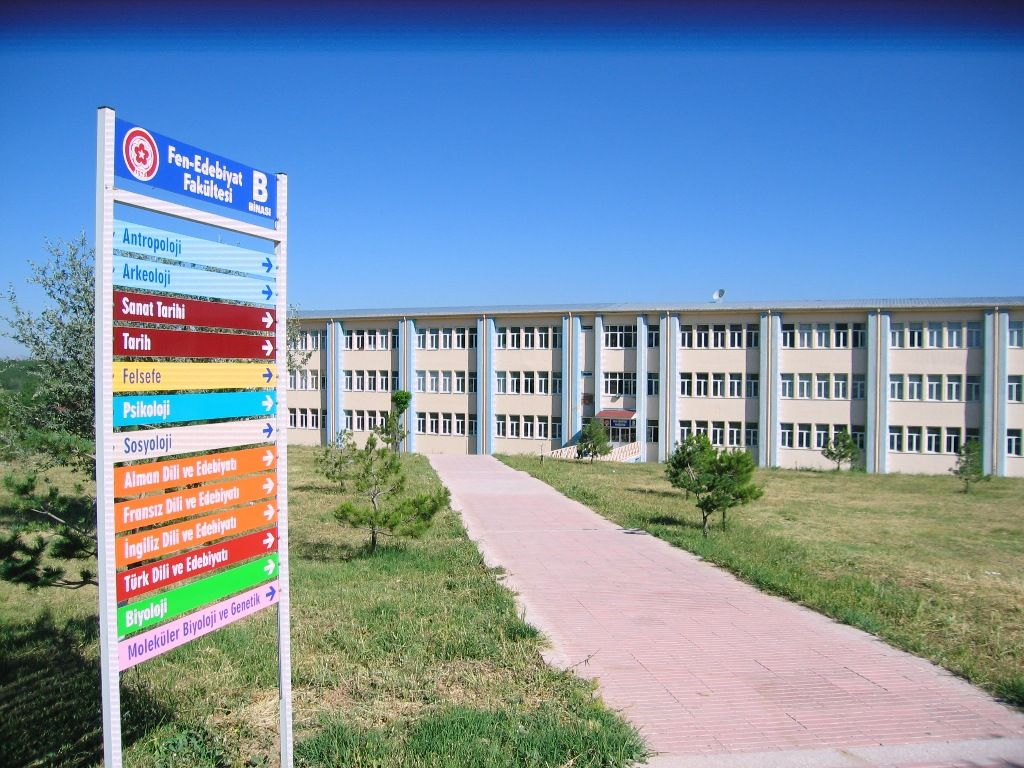 Cumhuriyet Üniversitesi - Fen Edebiyat Fakültesi