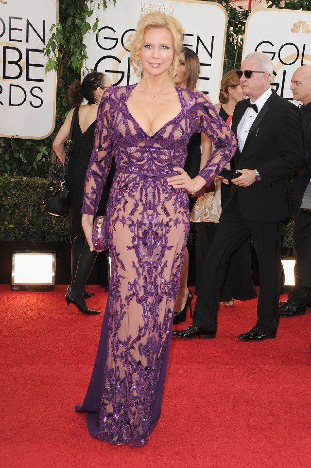 WOW. JoBeth Williams is that you? #2014GoldenGlobes #RedCarpet