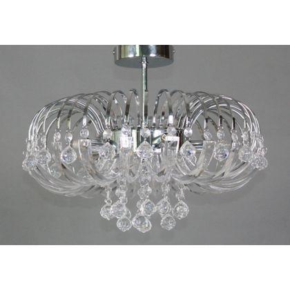 Astoria Flush Light | Lights:Astoria Flush Light | Homebase,Lighting